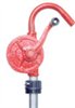 Rotary drum pump, High Volume 17 GPM, Cast-Iron -- GO-06510-17 -- View Larger Image