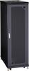 "38U Split Rear Door Cabinet 24""W x 40""D Mesh Front -- RM2520A -- View Larger Image"