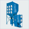 Downflo® Oval Dust Collector -- DFO 1-1 -- View Larger Image