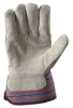 Economy Suede Cowhide Glove (12T) - 12 Pack -- WELLS-12T-OFA