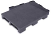Pallet,Stackable,Static Load Cap 30000 -- 4HUX6