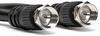 RG6 F Plug Cord Black 6' -- 33-300-72