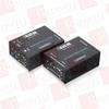 BLACK BOX CORP ACU3022A ( KVM EXTENDER, MICRO, VGA, PS/2, RS232, AUDIO,CATX, SINGLE-ACCESS ) -Image