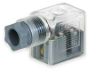 Connector, Coil,22mm DIN,220V -- 3JDE4