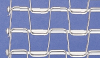 Heavy Duty Flat Wire Curve Belting -- 1 x 1 HD (Curve Right)