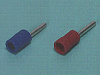 Solderless Terminals -- Pin terminal (PC-type Vinyl-insulated (straight, flared)) - Image