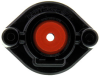 Circular / Cylindrical Connector - DTHD Series -- DTHD04-1-4P-L009 - Image