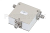 Circulator with 14 dB Isolation from 2 GHz to 6 GHz, 25 Watts and SMA Female -- PE8432 - Image