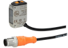 Retro-reflective sensor ifm efector O6P301 - O6P-FPKG/0.30m/US -Image