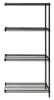 Quantum® Black Wire Shelving Units -- 55054