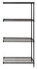 Quantum Black Wire Shelving Units -- 55048