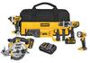 5 Tool Combo Kit, 20 V, 3 A -- 11A163