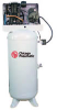 Chicago Pneumatic 5-HP 80-Gallon Two-Stage Air Compressor -- Model RCP-581VNS