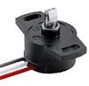 Rotary Sensor Potentiometer, Automotive -- SP2800 Series -Image