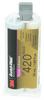 3M Scotch-Weld DP420 Epoxy Adhesive Black 50 mL Duo-Pak Cartridge -- DP420 BLACK 50ML -Image