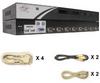 Linkskey Dual Monitor (DVI+DVI) 7.1 Surround Sound KVM Switch w/ Cables -- LDV-DM702AUSK - Image