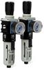 Filter/Regulator & Lubricator -- Model 107