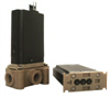 Highly Media Resistant Solenoid Valve -- LQX12 - Image