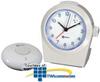 Amplicom TCL100 Analog Alarm Clock with Wireless Vibrating.. -- TCL100