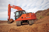 Doosan DX140LC-3 Crawler Excavator