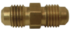 Brass Flare to Flare Union -- No. 42