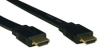 High Speed HDMI Flat Cable, Digital Video with Audio (M/M) 3-ft -- P568-003-FL