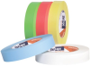Printable, Low Temperature, High Adhesion Colored Flatback Paper Tape -- FP 017 -Image