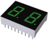 Two Digit LED Numeric Displays -- LB-402MD