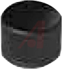 Fine Knurl Instrument Knob, 3000 Series, 0.720 Inch X 0.620 Inch X 0.625 Inch X -- 70206947 - Image