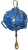 DBI-SALA Sealed-Blok Blue Self-Retracting Lifeline - 175 ft Length - 648250-16910 -- 648250-16910