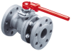 Two-piece ANSI Ball Valve -- ISO F14 A/AC
