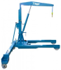 Pivot Boom Straddle Manual Floor Cranes -- HP-2CJ