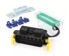 Littelfuse PDM32003ZXM Mini Power Distribution Module, HWB6 Series, 6 Circuit, 68A -- 45985 -Image