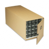 Stackable Roll File Storage Box, 16-3/4 x 38-3/4 x 16-3/4, T -- 3061TS