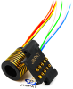 Separate Slip Ring with for Video Screen -- LPS-10