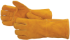 Leather Gloves, Welder Gloves -- 7640