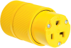 Gator Grip Connector, Yellow -- D0533