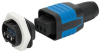 Power Entry Connectors - Inlets, Outlets, Modules -- 486-3627-ND - Image
