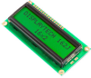 Display Modules - LCD, OLED Character and Numeric -- 1756-162JBCBW-ND -- View Larger Image