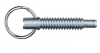 Pull Ring Plungers - Locking & Non-Locking - Stainless Steel -- SPRM6 - Image