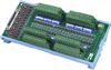 48-channel Opto-isolated D/I Board -- PCLD-8751