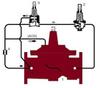 Pressure Reducing Control Valve and Sustaining Control Valve - Full Port -- M115-2, M1115-2