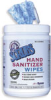 Scrubs Antimicrobial Hand Sanitizer Wipes -- IT-90991