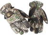 Fleece Knuckle Pad Gloves -- ROCK-605875