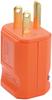 MaxGrip M3 Plug, Orange -- PS5965O -- View Larger Image