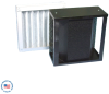 Primary Refillable Adsorption Module w/ Final 60% Pleated Filter (SU Blend Carbon) -- F-987-5SP-SU