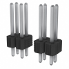 Rectangular Connectors - Headers, Male Pins -- 92417-432HLF-ND -Image