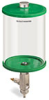 Green Color Key, Clear View Full Flow Manual Dispenser, 1/2 gal Acrylic Reservoir -- B5165-064ABGW -- View Larger Image