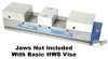 4'' Hydraulic 2-Station Vise with Hard Jaws -- HWS4002HJ