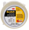 3M Scotch 3772 Red / White Printed Box Sealing Tape - Pattern/Text = FRAGILE, HANDLE WITH CARE - 48 mm Width x 50 m Length - 2.2 mil Thick - 68772 -- 051115-68772